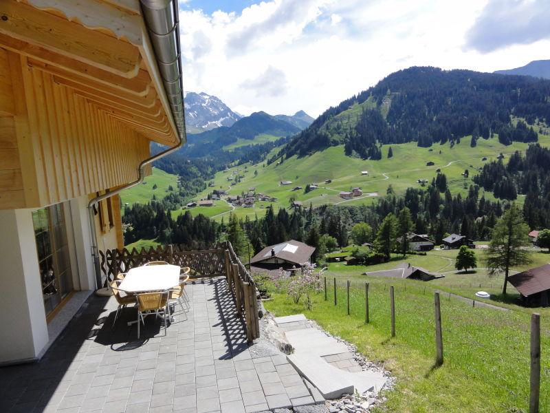 Ferienhaus Wannegg