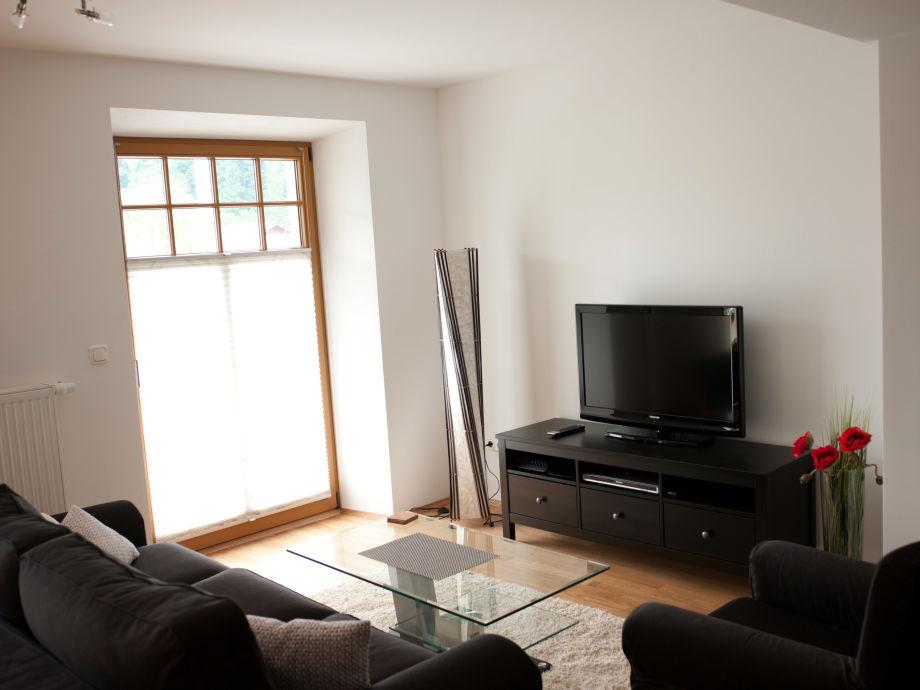 Wohnbereich mit Couchlandschaft