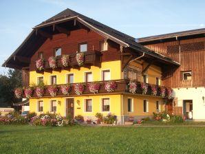 Bauernhof Röhrmooserhof Familie Haberlandner