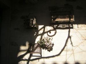 """Ferienhaus """"Ancien Cafe"""" mit Dachterrasse und Balkon"""