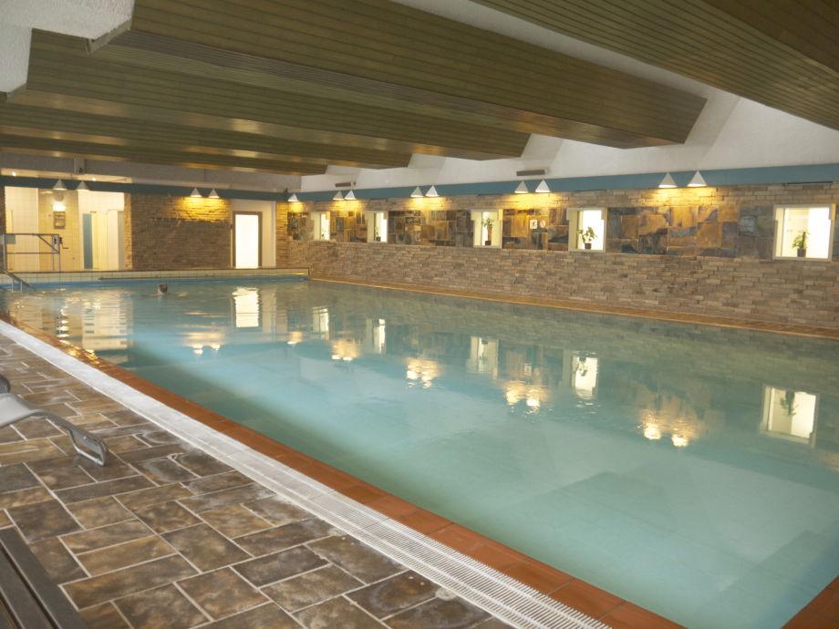 """ferienwohnung """"trend"""" schwimmbad, sauna, wlan, niedersachsen, harz"""