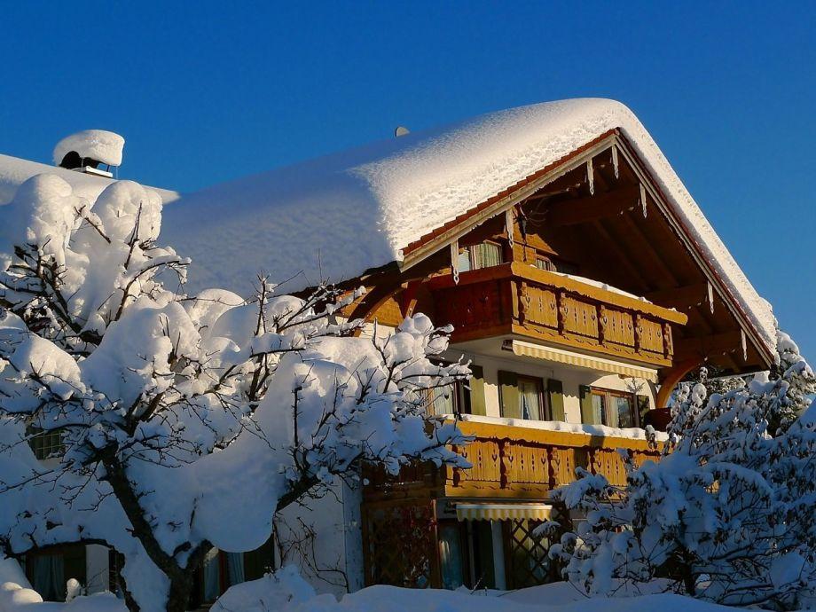 Haus Winter - Südansicht