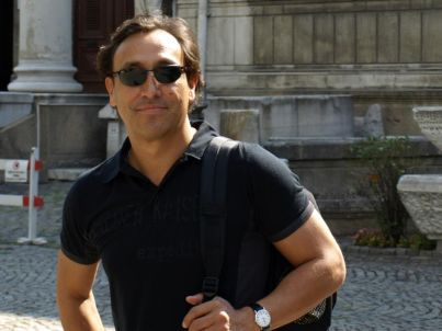 Ihr Gastgeber Rodrigo Mora
