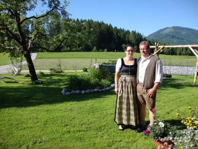 Ihr Gastgeber Sigrid Auer