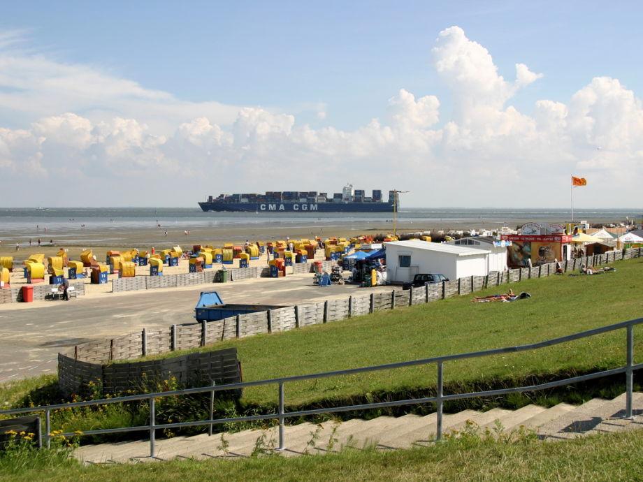 Ferienwohnung Haus Atlantic Cuxhaven 1 Niedersachsen