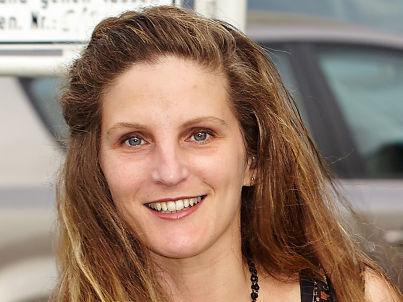 Your host Karin Hoffmann