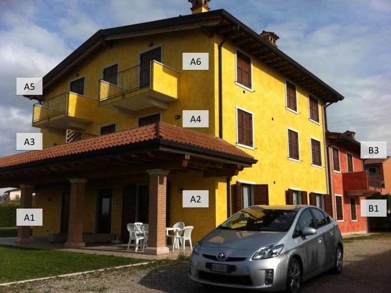 Holiday apartment Biscardo 2
