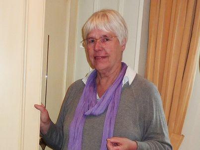 Ihr Gastgeber Christa Utzolino