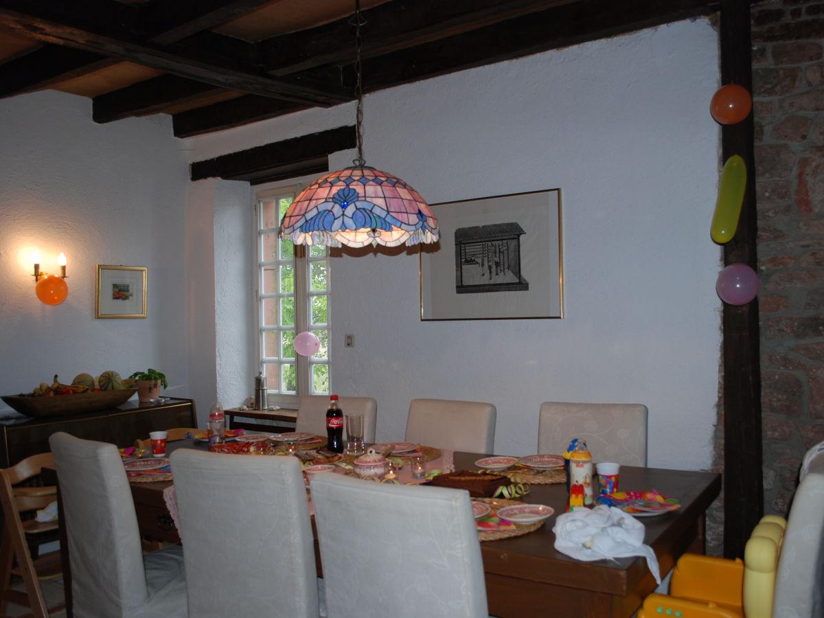 landhaus la maison rouge p rigord dordogne. Black Bedroom Furniture Sets. Home Design Ideas
