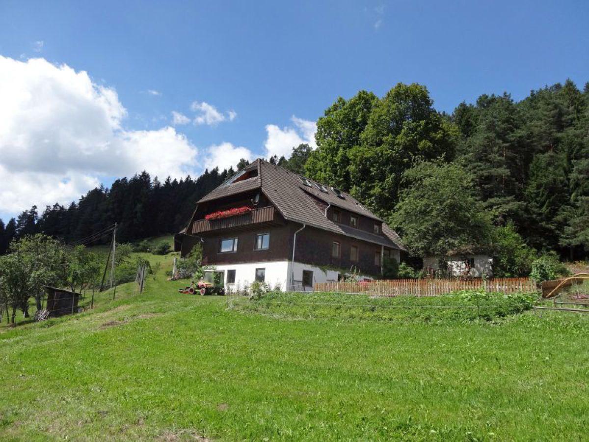 Holiday apartment Kaltenbacher, Black Forest - Family Monika und ...