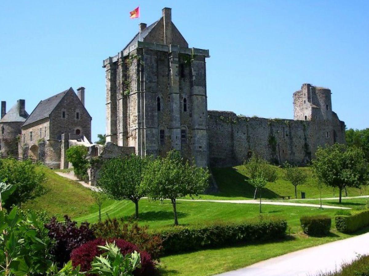 Ferienhaus en cachette normandie frau amanda thompson - Piscine saint sauveur le vicomte ...