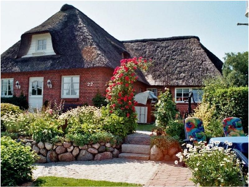"Holiday house ""The second home"" ... thatched"