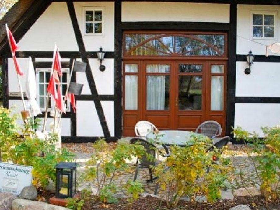 Außenaufnahme Flunder im Haus Fischer Fritz