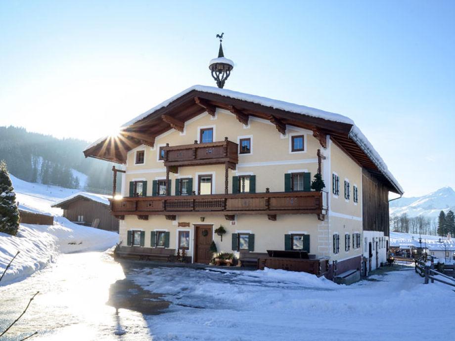 Winterurlaub am Kröpflhof im Pillerseetal
