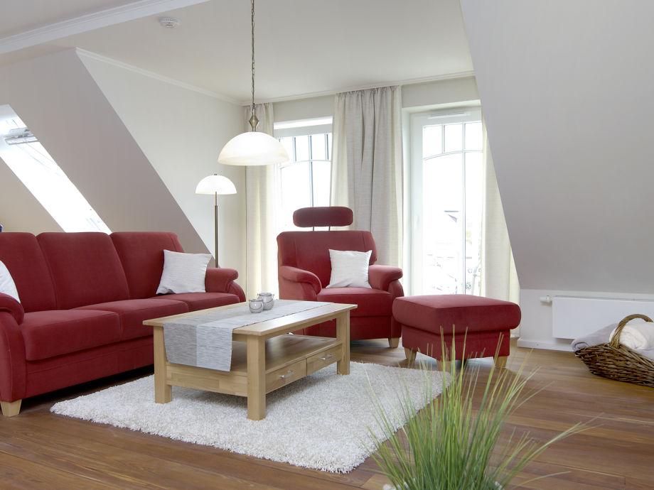 Ausstattung Haus EbenEzer Ferienwohnung 314