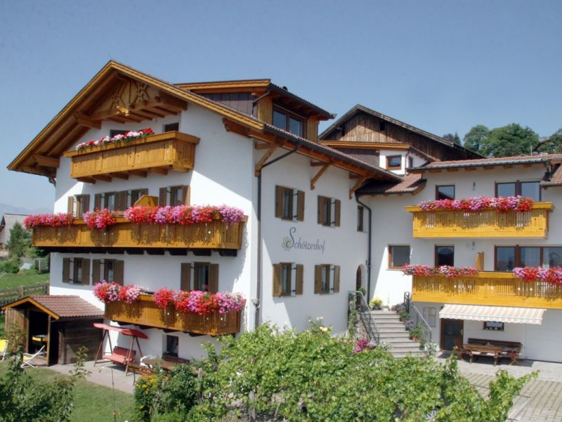 Holiday apartment Lafenn at the Schötzerhof