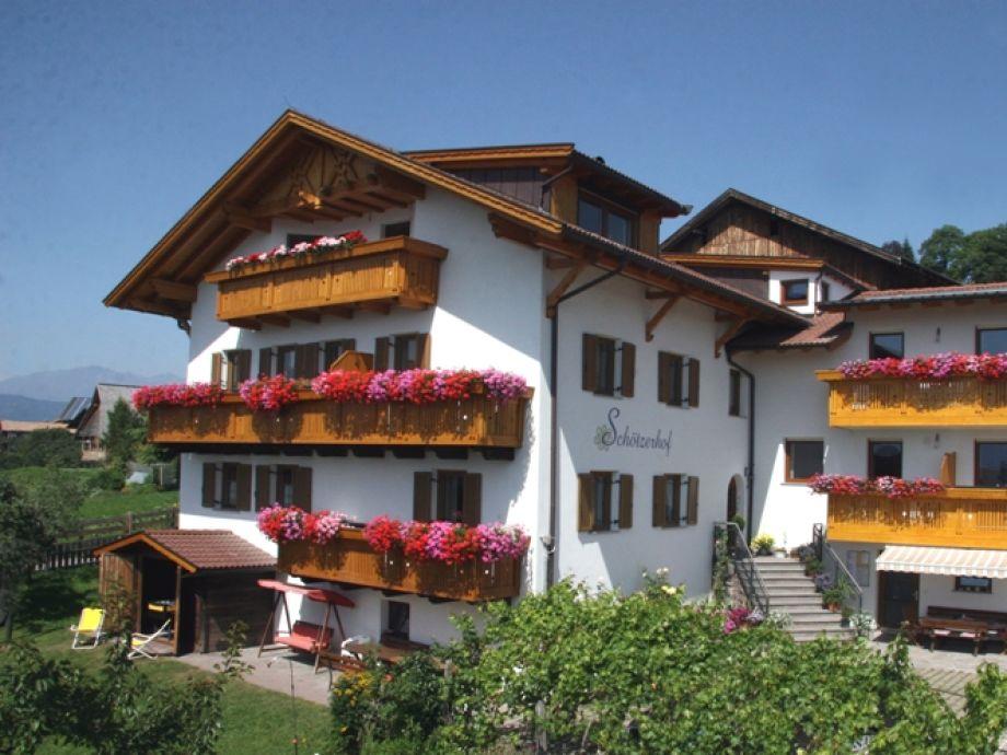 Bauernhof Schötzerhof Südtirol