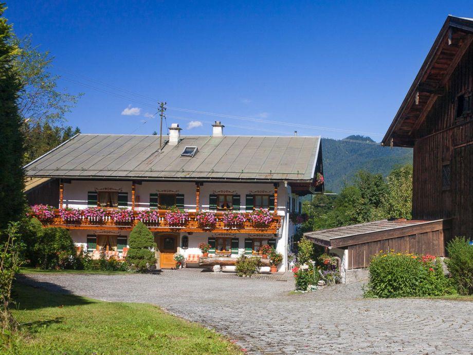 Unser Bauernhaus aus dem Jahre 1700