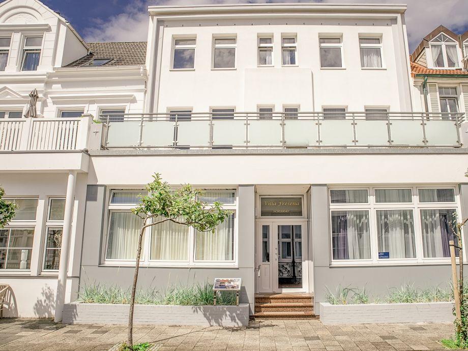 Außenaufnahme Villa Fresena Wohnung 10