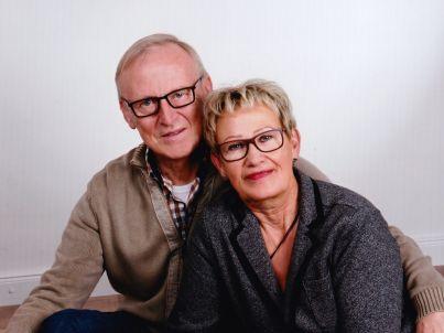 Ihr Gastgeber Maria & Hans-Peter Schreiber