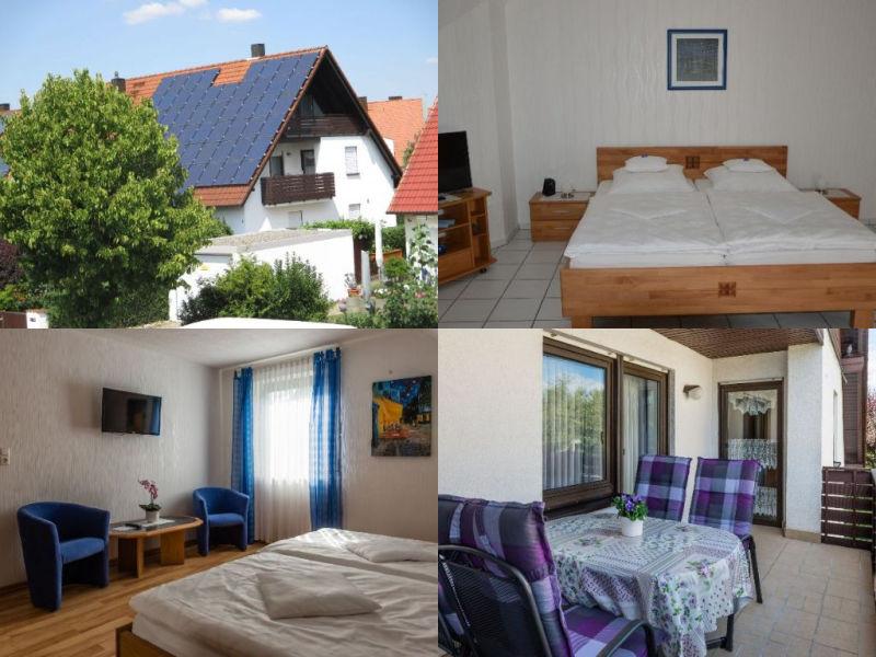 Ferienwohnung Georgine Bamberg