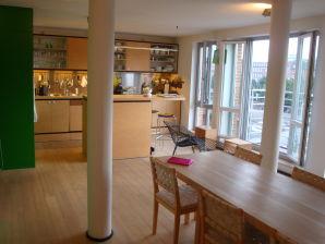 Apartment 'Studio Teerhof' auf der Insel mitten in der City