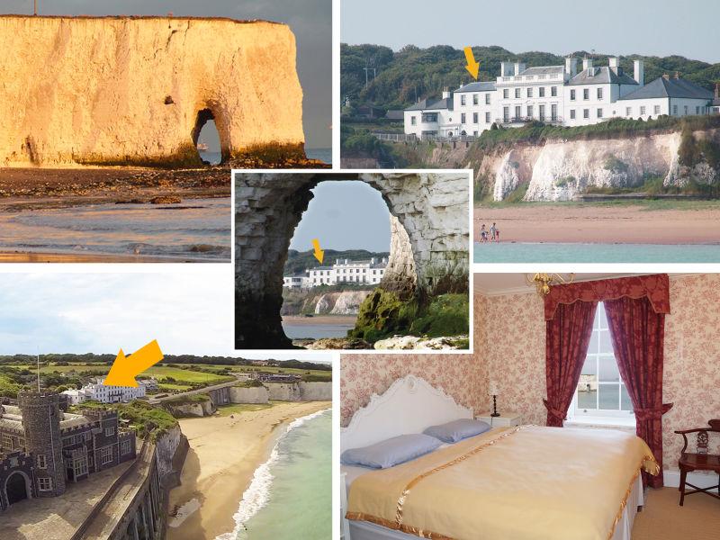 """Ferienwohnung Land & Life """"Sea View"""""""