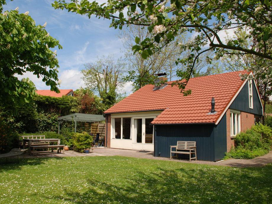 Randmeerlaan 12 - Garten