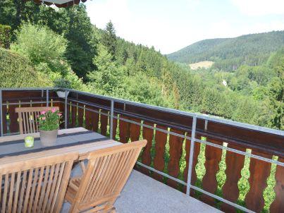 Ferienwohnung Fronwald Waldwiese