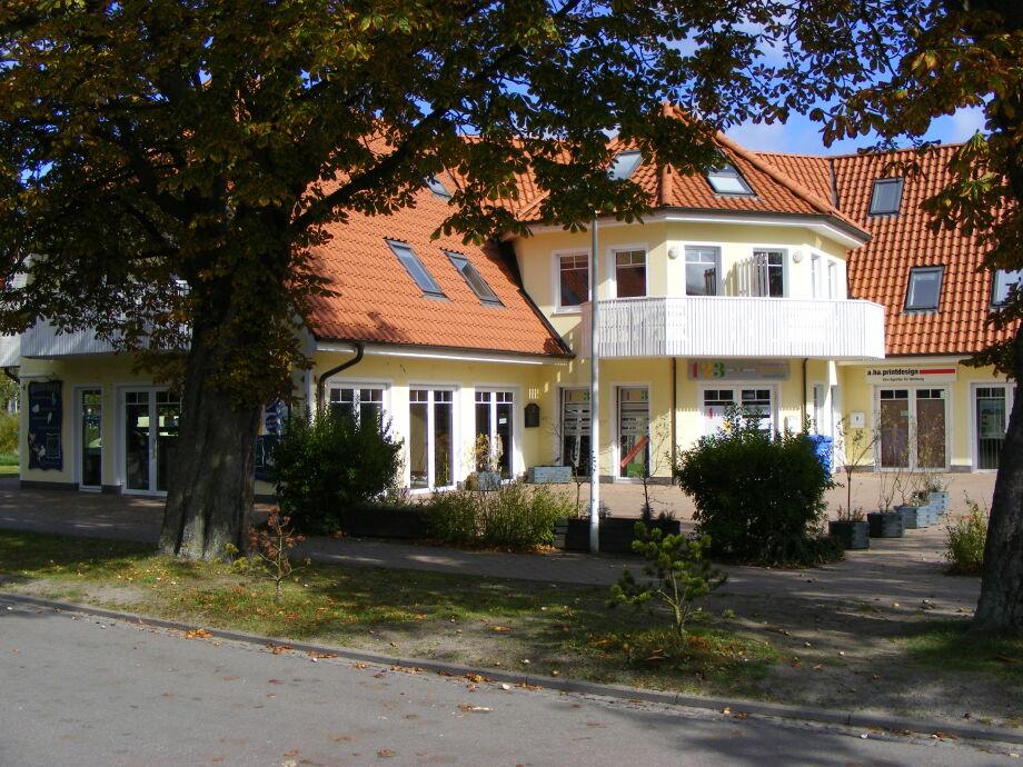 """Haus """"Am Brunnen"""" vorne"""