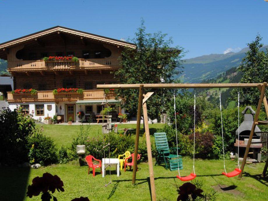 Unser Ferienhaus Innerummerland