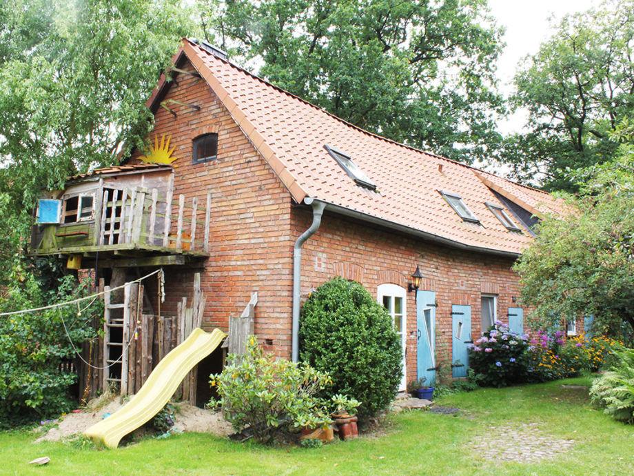 Ferienhaus Dat Uhlenhus im Golddorf Bohlsen