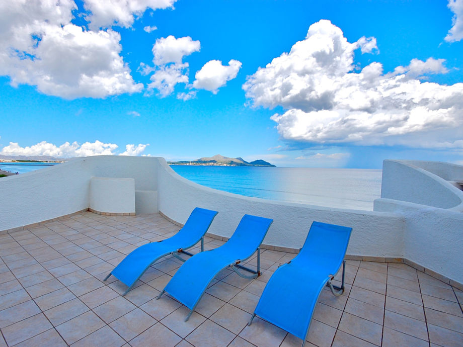 Außenaufnahme direkt am Strand | La Araña 3 ID784529/3