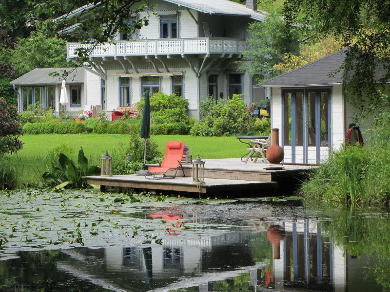 Ferienhaus an der Schwennau