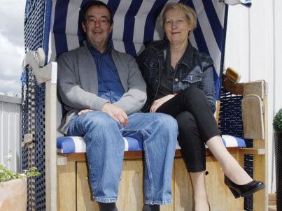 Ihr Gastgeber Hans-Peter und Ingrid Wahl