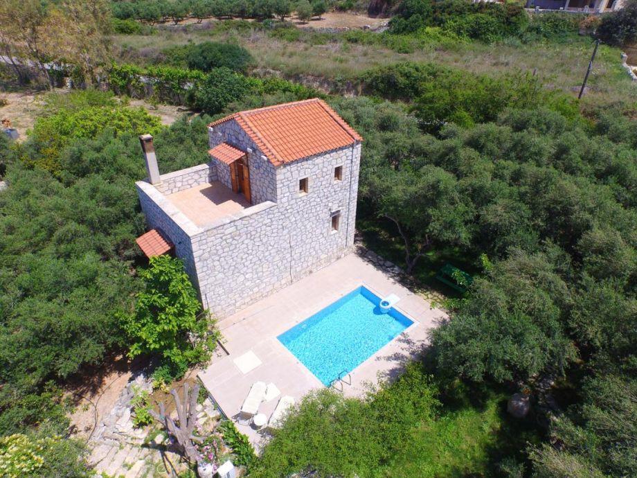 Ansicht von Villa stafro Stelo