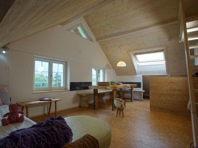 Hangspitze im Ferienhaus Ritter