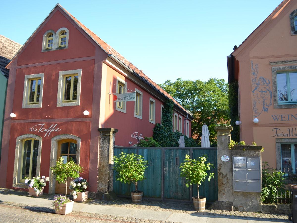 Ferienwohnung Altkötzschenbroda, Radebeul, Frau Antje Dietrich