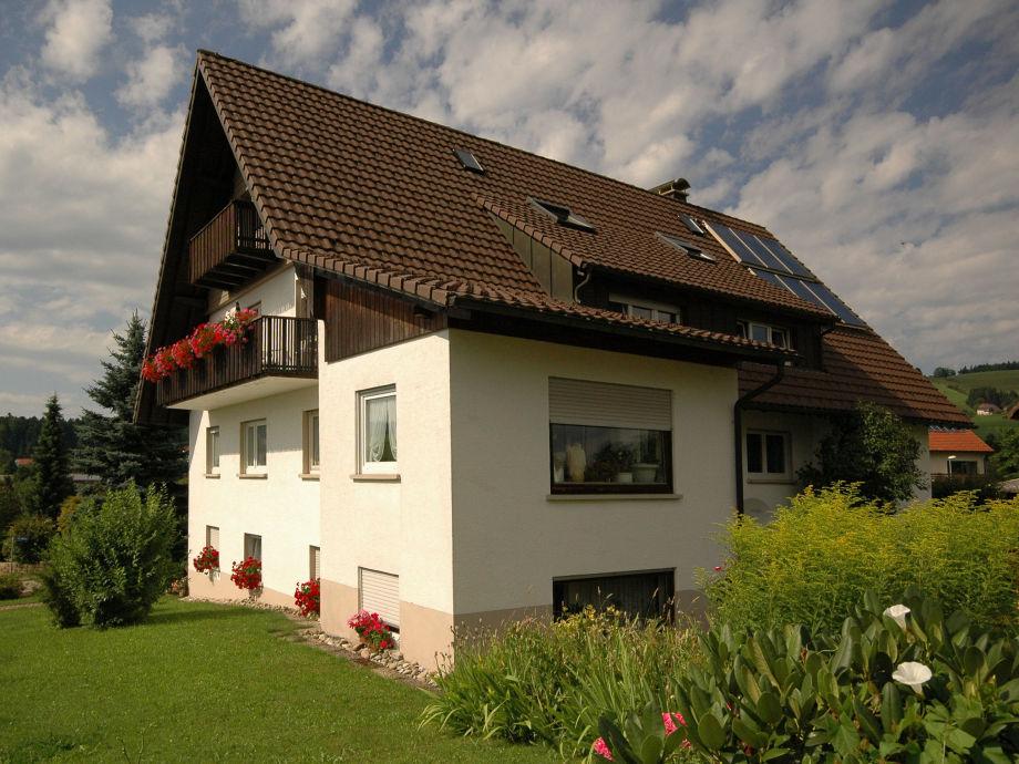 Außenaufnahme Haus Kandelblick