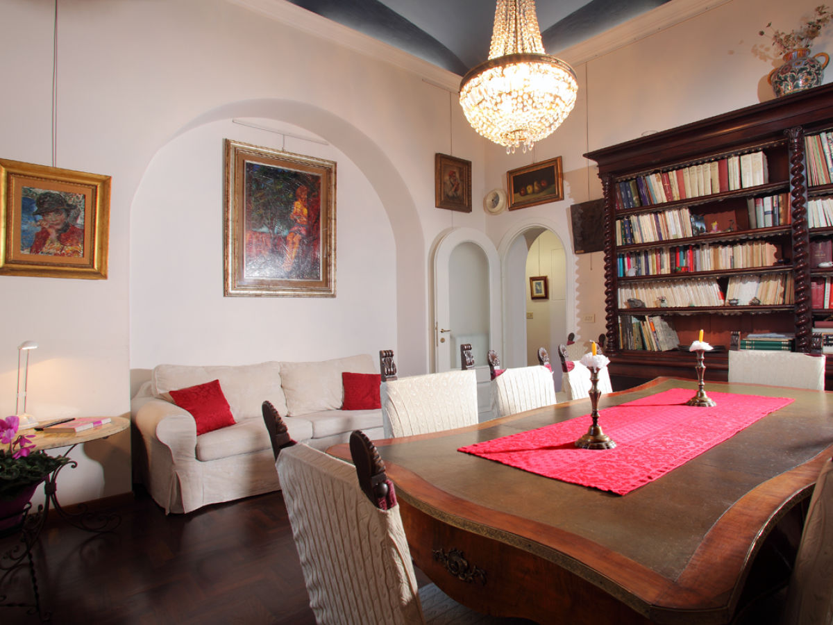 Captivating Holiday Apartment Capriccioli. In The Holiday Region Rome Center. Livingroom