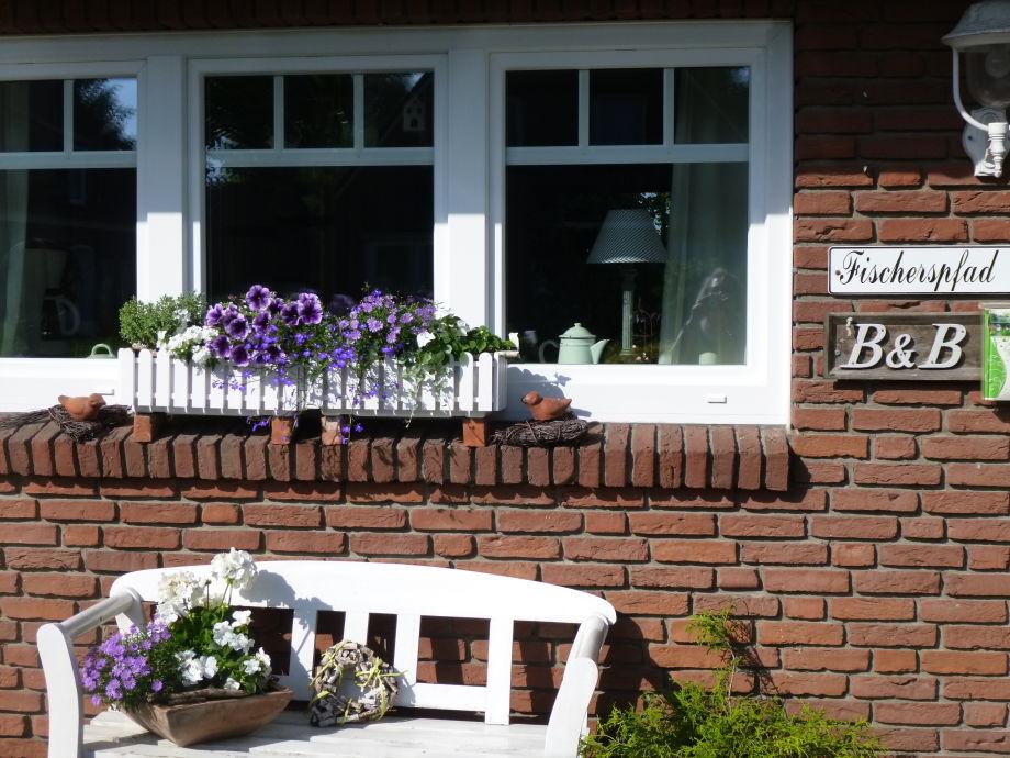 "...Zugang zum B&B-""Landhaus-Traum"""