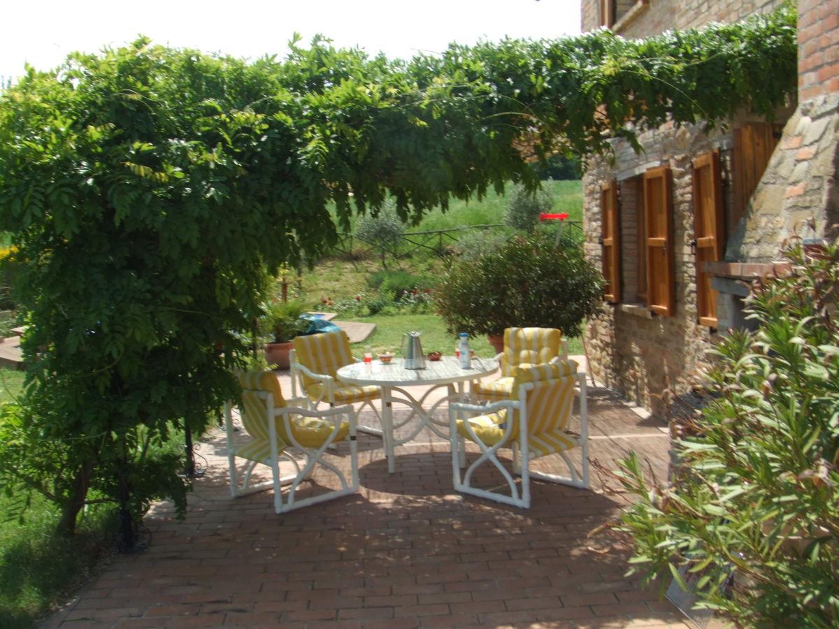 Esstisch Urbino ~ Landhaus Casa del Campo, Italien Marken Pesaro  Urbino  Herr Ulrich Fahrenkamp