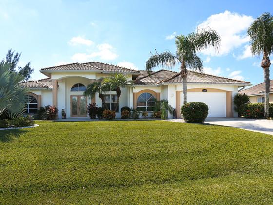 Villa CocoNut Florida südliche Golfküste Cape Coral