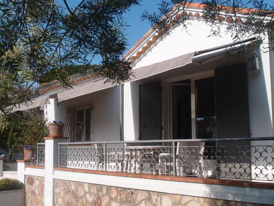 Außenaufnahme Villa Jeanne