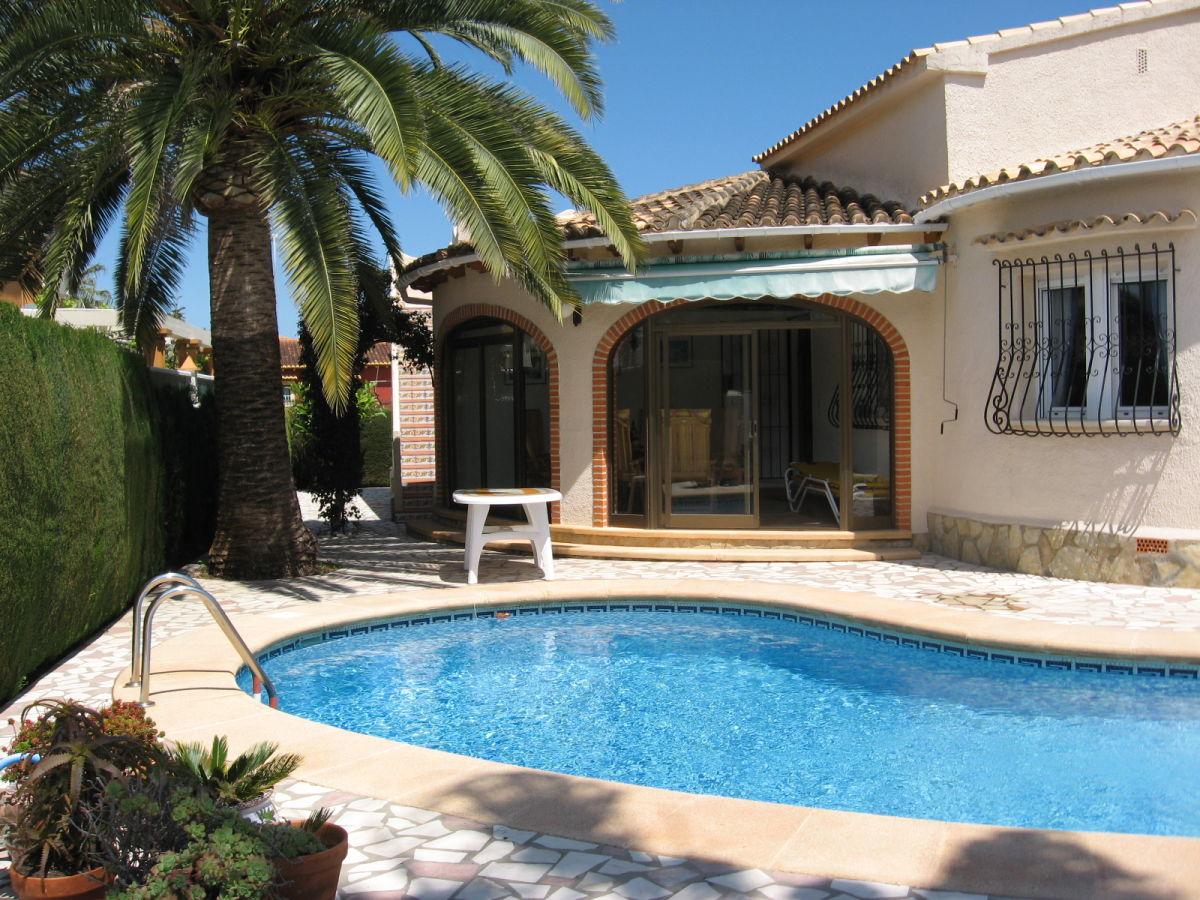 Ferienhaus buena casa costa blanca alicante valencia for Haus mit pool
