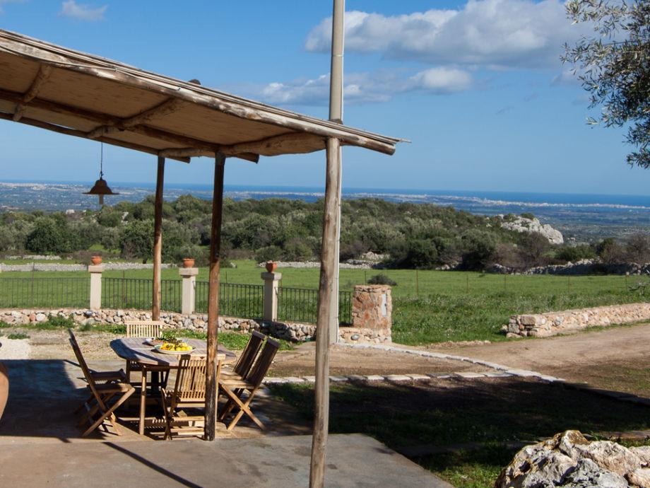Außenaufnahme Villa della Cava