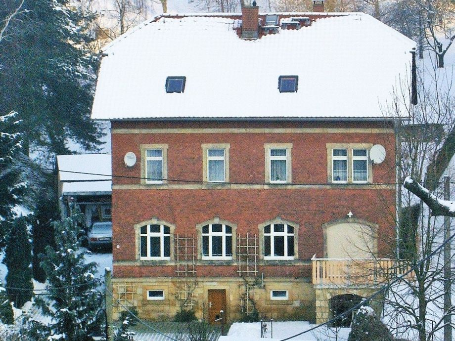 Winter in Ottendorf