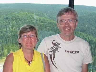 Ihr Gastgeber Ariane und Udo Rücker