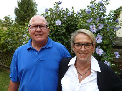 Ihr Gastgeber Peter und Angi Haag