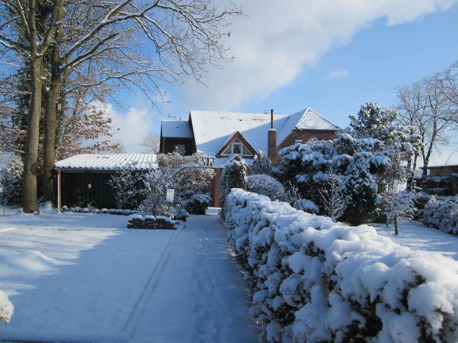 auch der Winter kehrt im Norden ein